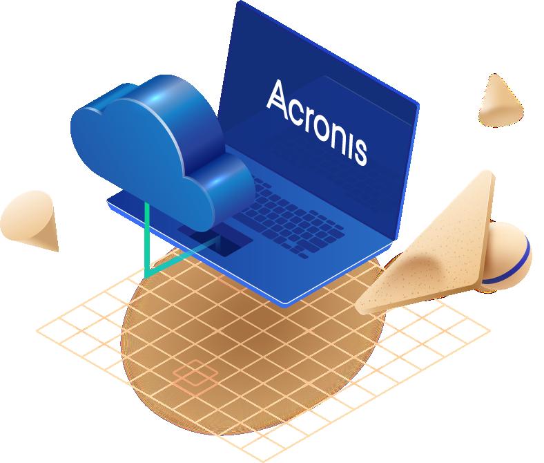 Acronis Backup management