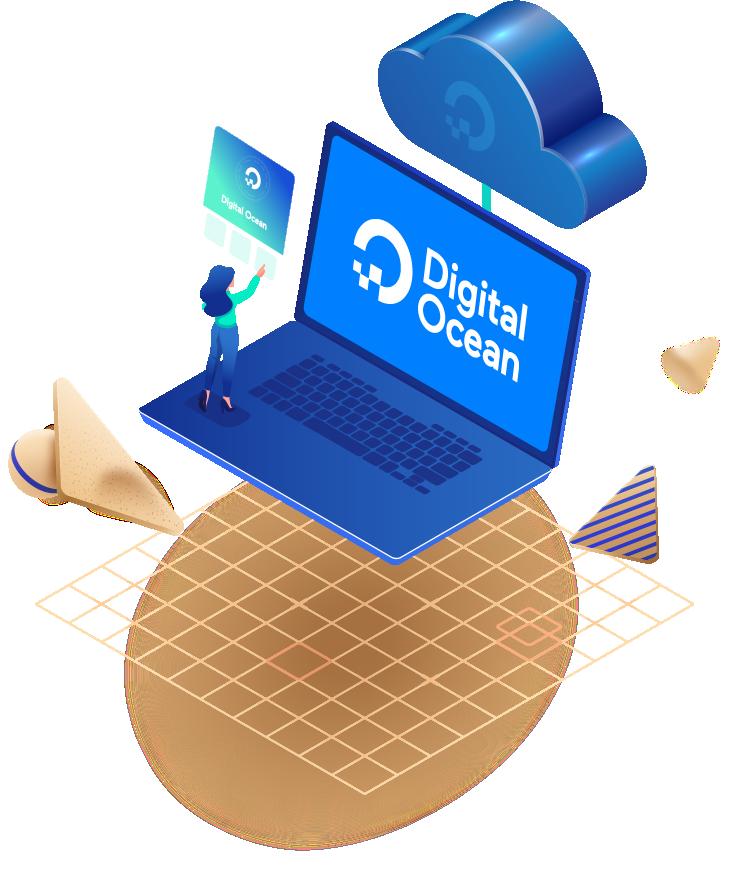 Managed Digital Ocean Hosting