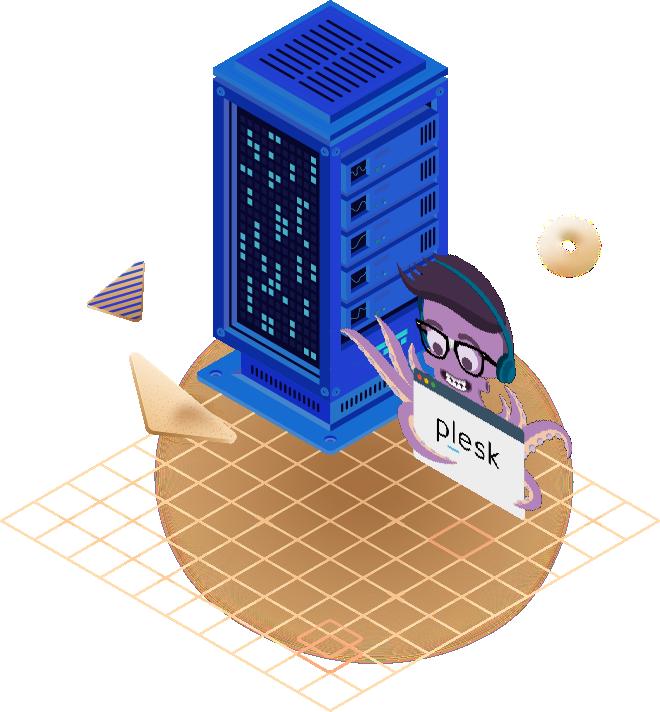 Plesk hosting