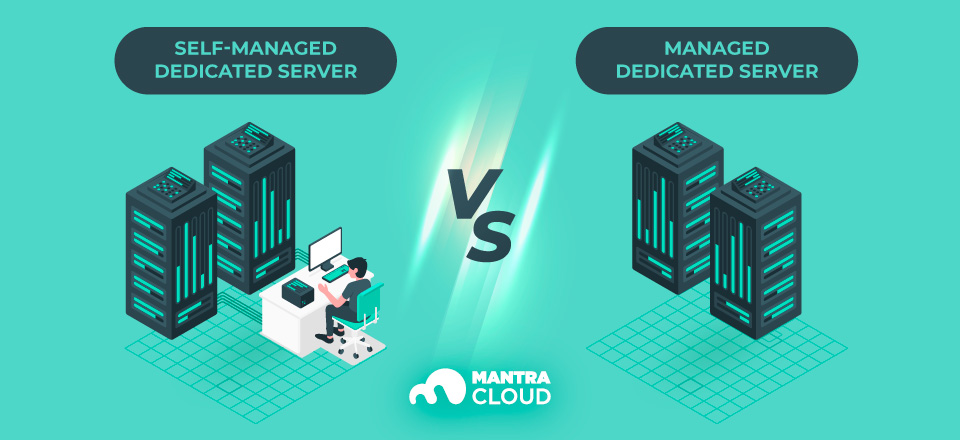 Managed vs self managed hosting